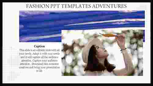 fashion ppt templates-FASHION PPT TEMPLATES Adventures